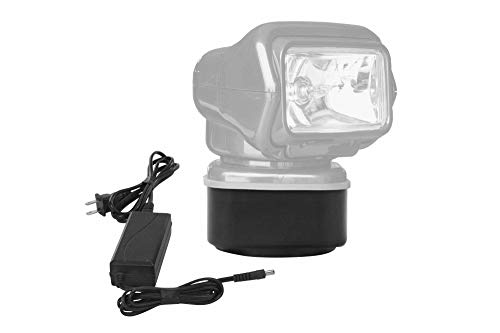 Rechargeable 12V Lithium Ion Battery Pack for 3000 Series Golight Radioray Spotlight - 3Hr Runtime