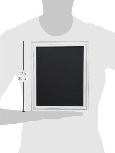 Amazon.com - Darice David Tutera Chalkboard Frame-White Wash -