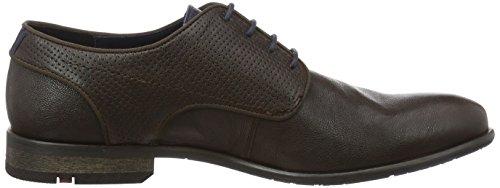 Lloyd Hannes, Zapatos de Cordones Derby para Hombre Braun (T.D.MORO/OCEAN)