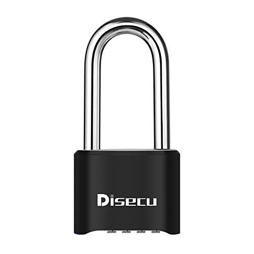 Disecu Heavy Duty 4 Digit Combination Lock 2.5 Inch Long