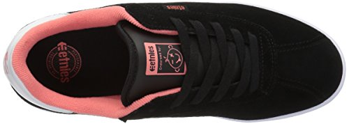 W's Donna Black Skateboard Pink Scam da The Scarpe Nero Etnies 8F7REnx