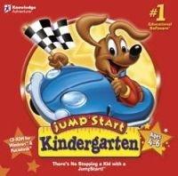 Amazon.com: Jump Start Kindergarten Educational Computer Game ...