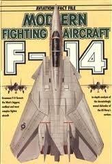 MODERN FIGHTING AIRCRAFT SERIES #8: F-14 TOMCAT