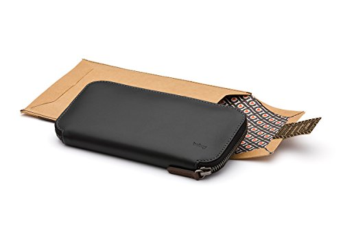 Black Bellroy Bellroy Leather Wallet Leather Carry Out g5640n