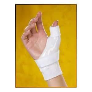 Agree Thumb immobilization splint phrase