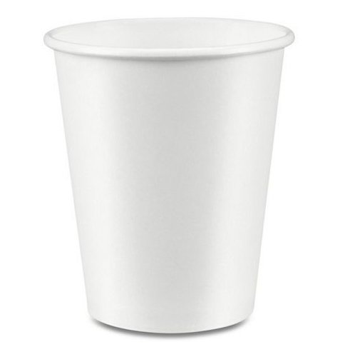 12 Ounce Beverage (400 Count (12oz) Paper Cups for hot beverages: coffee and tea or cold drinks: soda, pop, or water)