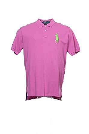 Polo by Ralph Lauren Light Purple Polo Shirt Golf , Size XLarge