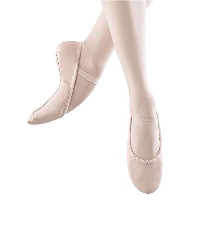 0ea8fdc7f67 Bloch Dance Women s Dansoft Full Sole Leather Ballet Slipper Shoe Dance