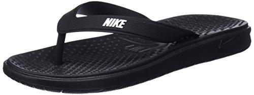 GS Black Noir NIKE et Thong PS Homme White Plage Solay de Piscine 001 Chaussures ETPqRxw