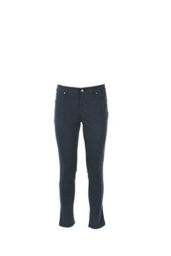Pantalone Donna Yes-zee 32 Blu P331 Wl00 Primavera Estate 2017