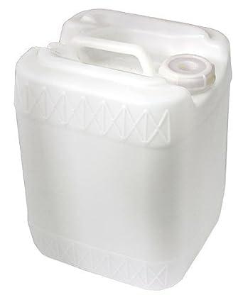 Jerrican 35 L alimentaire avec bouchon et robinet