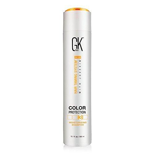 GKhair Moisturizing Shampoo Color Protection 10.1 fl.oz / 300ml