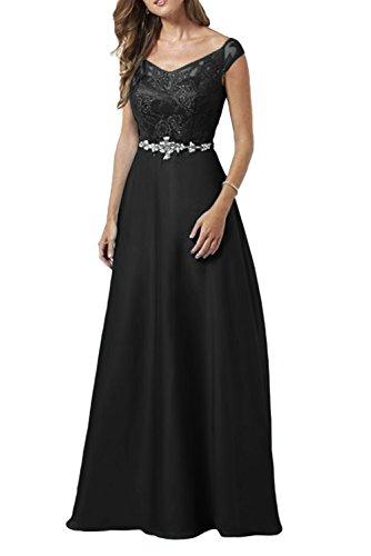 Langes Damen Lang Brautmutterkleider Partykleider Neu Abendkleider 2018 Tuerkis Spitze Charmant Etuikleider Schwarz t4qx6A6