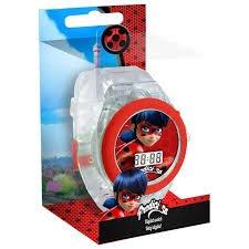 Espacio Gadget Reloj Digital LED Miraculous: Amazon.es: Juguetes y juegos