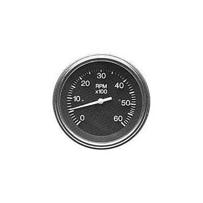"Sierra International 82288P Heavy Duty Electric Tachometer for Outboards & 4-Stroke Gas Engines, 3"" by Teleflex"