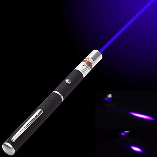 (Lasers - 1Pcs 5Presentation Pointers 405nm Purple Laser Pen Powerful Laser Pointer Presenter Remote Lazer Dot Hunting Laser Bore Sighter Without Battery - by HiMom - 1 PCs)