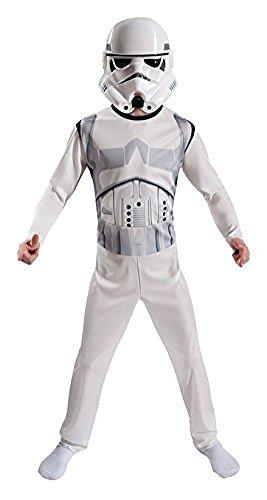 Disney Star Wars Stormtrooper Action Suit Costume (8/10) (Stormtrooper Costume Disney)