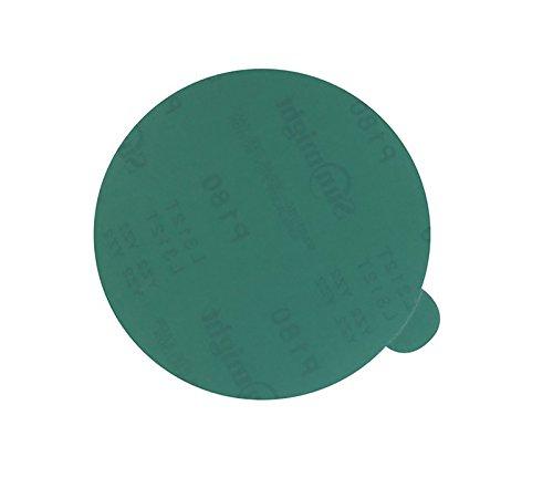Sunmight 6'' 180 Grit Stikit PSA Sanding Disc, 100 Pieces (1310) by Sunmight (Image #1)