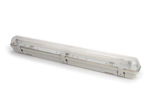 Plafoniere Neon Led Prezzi : Lampada plafoniera reglette tubo neon led v bianco w