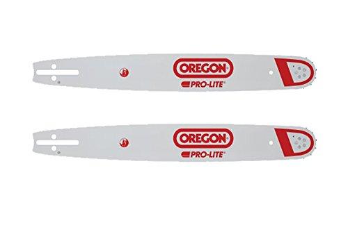 Oregon (2 Pack) 183SLBA074 18'' Bar, .063'' Gauge, .325'' Pitch Chain Saw Bar # 183SLBA074-2pk by Oregon