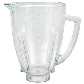 Oster 124461-000-000 Replacement Glass Blender Jar, 6-Cup, Clear