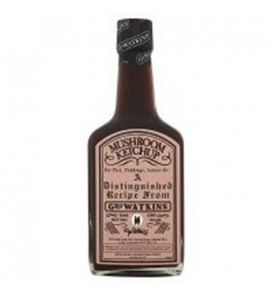 Geo. Watkins Sauce Mushroom Sauce 6 Oz / 190g (Pack of 2)