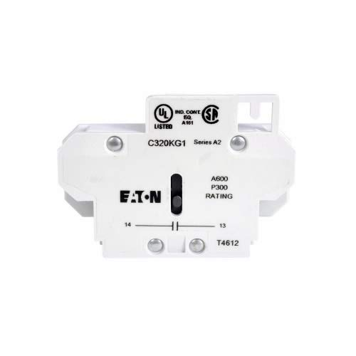Eaton C320KG11 Side Mounted Auxiliary Contact
