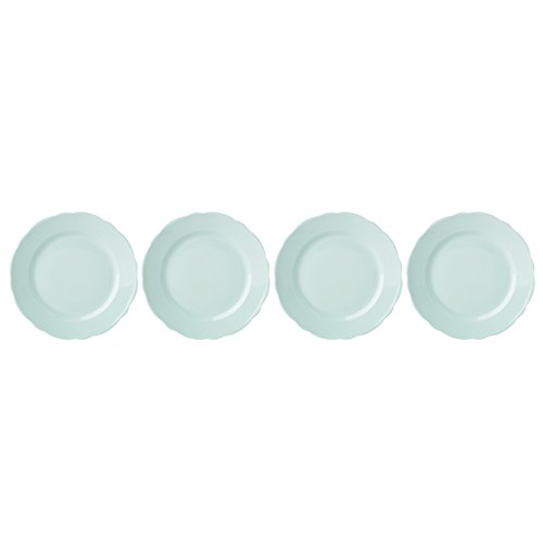 Lenox Butterfly Meadow Solid Green Salad Plates (Set of 4)