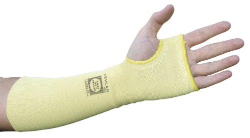 UPC 781311067011, SAS Safety 6701 Kevlar Heat Sleeve, 14-Inch Length, One Size Fits All