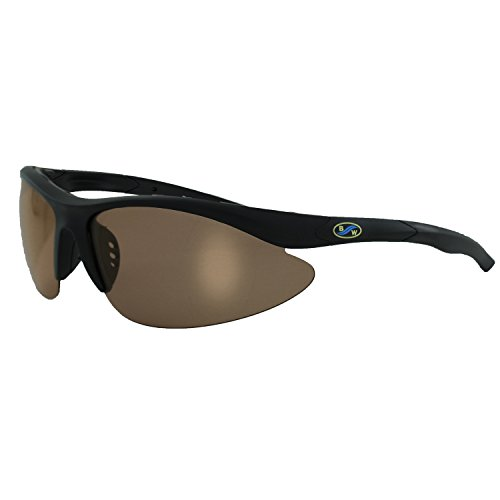 Bluewater Islander D2D Polarized Photochromatic Lens, Brown from Bluewater