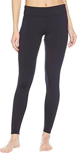 Hot Chillys Women's Micro Elite Chamois Solid Tights Black Small 26.5