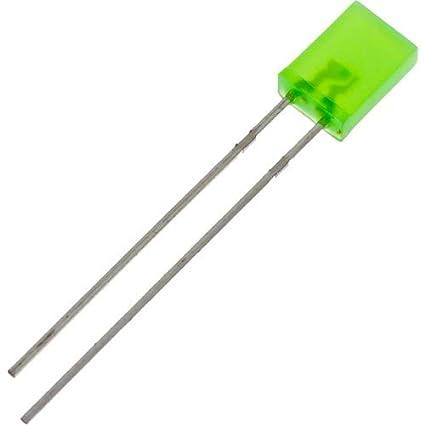 Technics Pitch LED verde para SL de 1200/1210 MKII, m3d, MK5 ...