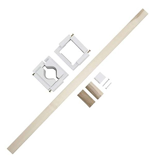 Command By Kidco Stairway Gate Installation Kit