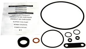 and O-Rings ACDelco 36-351400 Professional Power Steering Pump Seal Kit with Gasket Seals