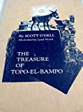 The Treasure of Topo-el-Bampo, Scott O'Dell, 0395169623