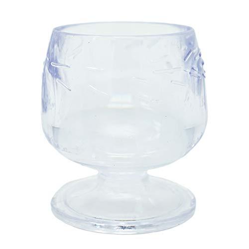 New Paradise Super Mini Whiskey Brandy Shot Glass Snifter Sampler Cup - 1.75