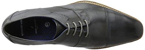 Daniel Hechter 812228051100, Zapatos de Cordones Derby para Hombre Grau (hellgrau 1200)