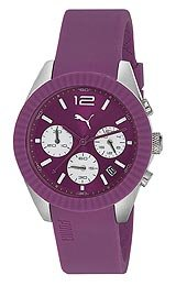 Puma Grip Chrono - S Purple Women's watch #PU102812004