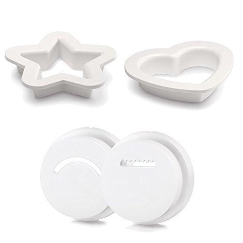 Philips Pasta Maker - Cookie Kit, HR2455/05