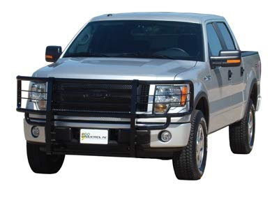 Go Industries 46639 Rancher Black Grille Guard for Ford F150