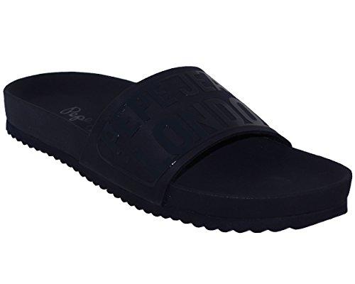 Tongs Block Pepe Jeans Marin Bleu Royal 5qqFat