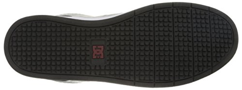 DC Herren Cole Pro Skate Schuh Holzkohle / Schwarz / Rot