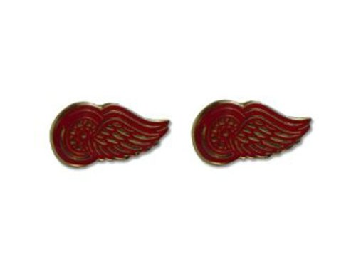 Detroit Red Wings Logo Charm (Detroit Red Wings Post Stud Logo Earring Set Nhl Charm)