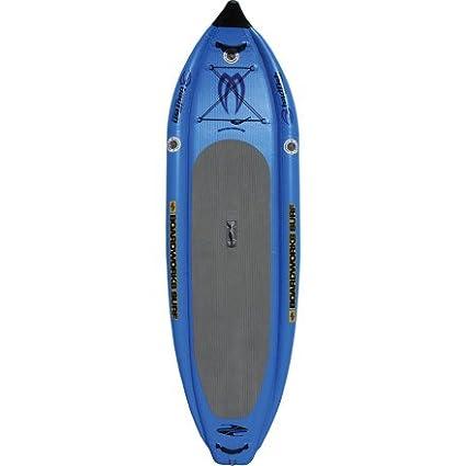 Amazon.com: Badfish mcit stand-up Paddleboard hinchable un ...
