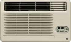 Ge 497115 Ge Room Air Conditioner 12K Btu 230V Built-In High-Mount