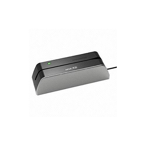 MSRX6 Smallest USB Magnetic Credit Card Reader Writer 1/4 Size of MSR206 MSR605 MSR606 Mag Mini