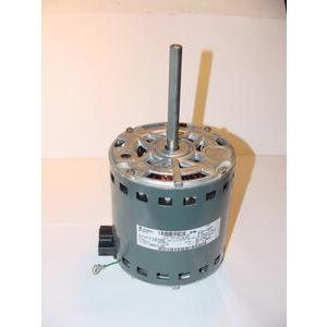 GE / 51-100837-06 3/4 HP ELECTRIC MOTOR 208-230 VOLT 1075 RPM SINGLE SHAFT - RUUD 5KCP39SGY197AS