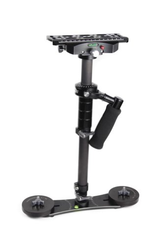 Laing P-04s (P-03/p-04 Upgrade) 2014 New 1-15kg Pro Carbon Fiber Stabilizer for Video Camera Dslr