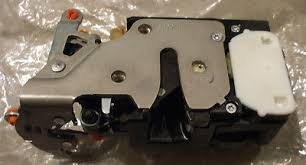 GENERAL MOTORS 89044526 LATCH ASMFRT S D LH MANUAL