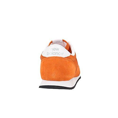 New Balance U420v1 Sneaker Unisex – Adulto Arancione orange white